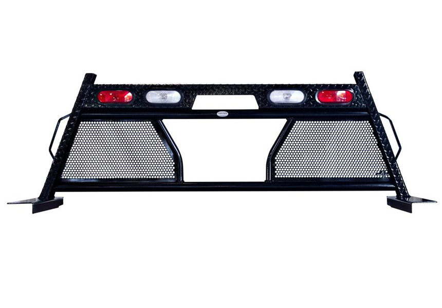 Frontier Diamond Series Headache Rack  sc 1 st  Frontier Truck Gear : diamond plate headache rack - pezcame.com