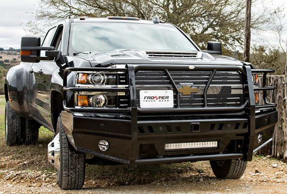 15 17 Chevy 2500hd 3500hd Front Bumper Replacements W